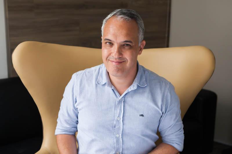 Ricardo Comissoli - Fundador do Estúdio Capanema