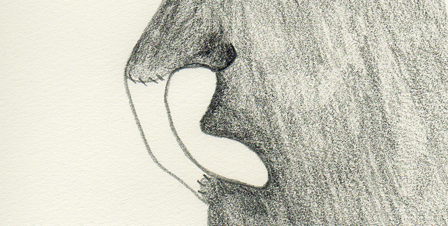 Nose Mouth (Detail)