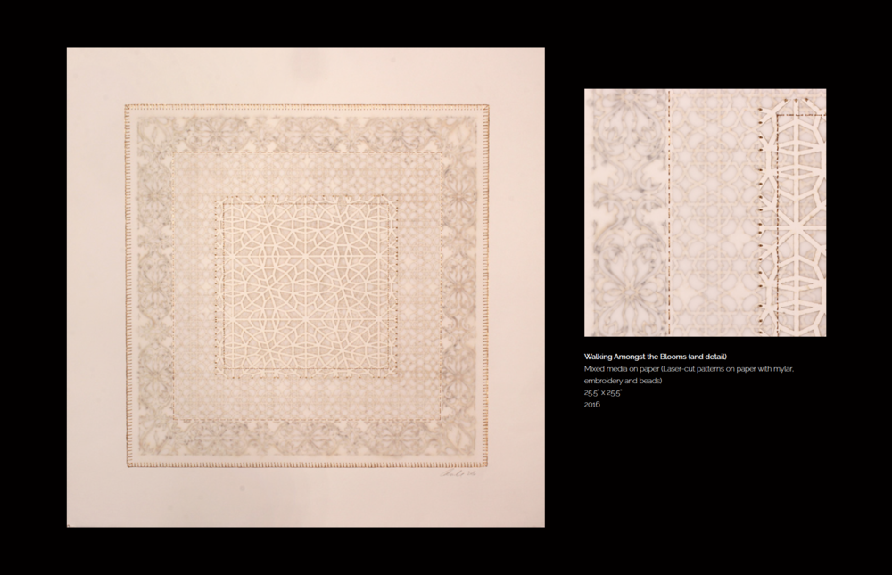 Press documents for Anila Quayyum Agha.  See full packet  here