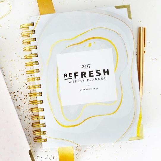 J.Lynn Designery: 2017 Planner