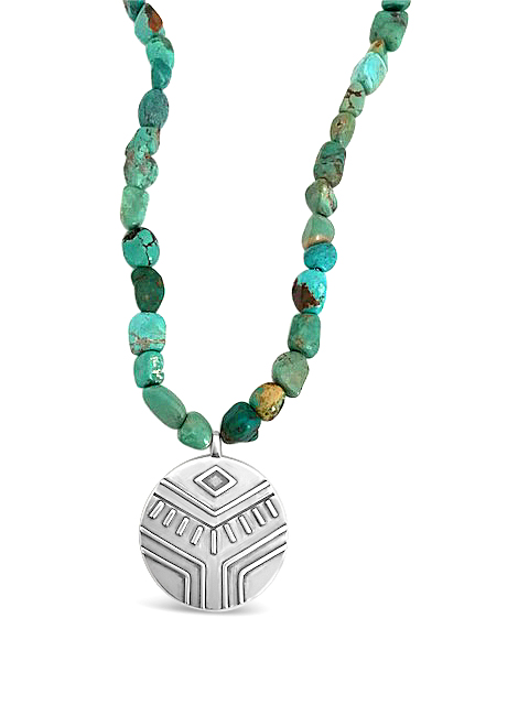 The Wanderlust Necklace: $289