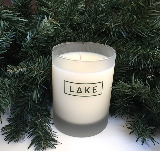 Lake Candles: Fairway Fir