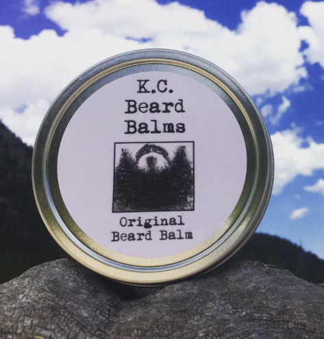 KC Beard Balms