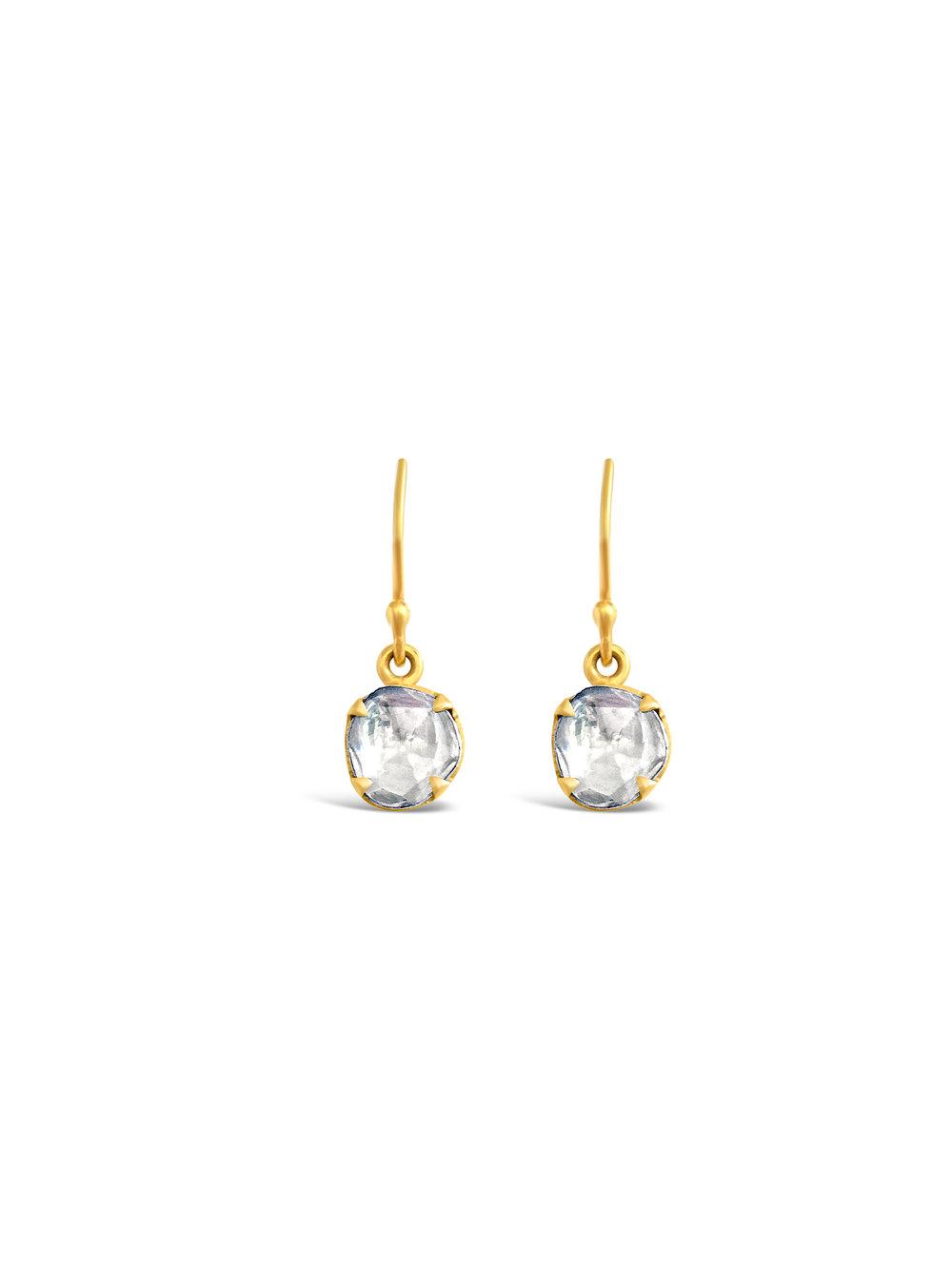 Sierra Winter Jewelry Primrose Diamond Earrings Front.jpg