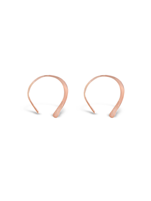 Sierra Winter Jewelry Gold Dust Hoops Rose Gold.jpg
