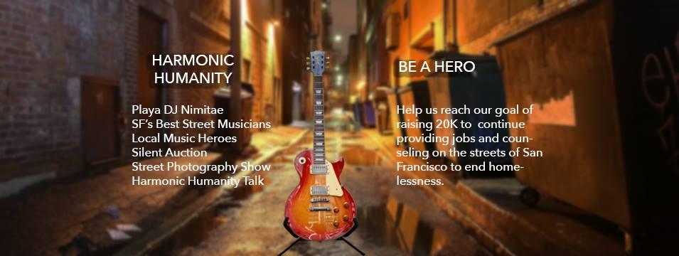 Harmonic Humanity Benefit @ LOCZIdesign
