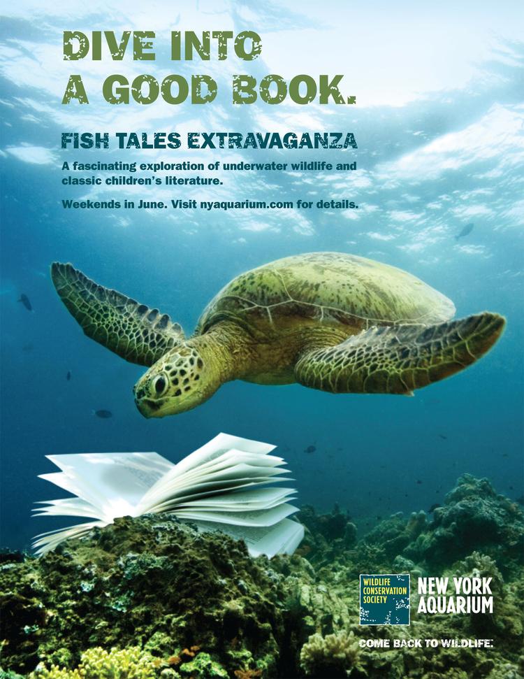 NY Aquarium - Fish Tales