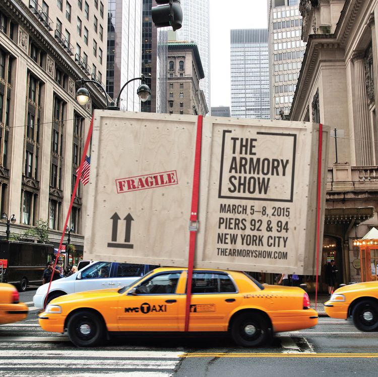 The Armory Show - Save The Date