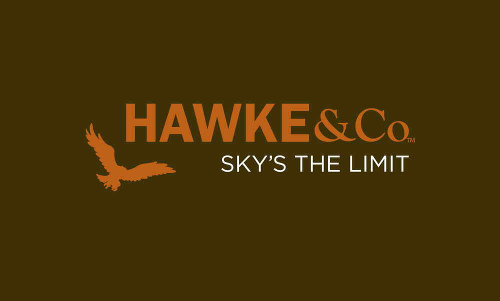 Hawke & Co Tagline