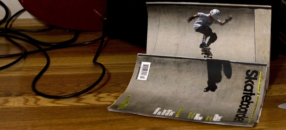 SKATEBOARDER MAGAZINE<strong>ART DIRECTION, PHOTOGRAPHY</strong><a href=skateboarder-magazine>More</a>