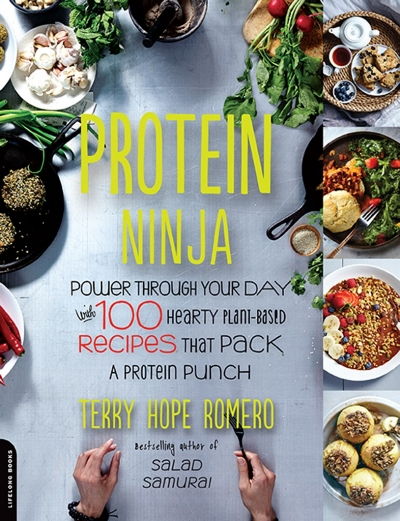 So many yummy vegan, protein-rich recipes