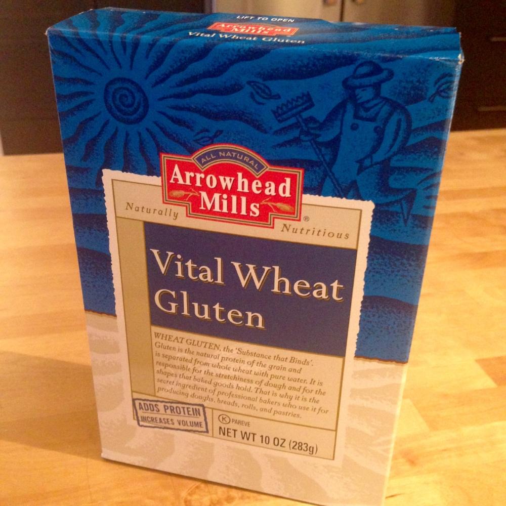 Vital wheat gluten, the foundation of quick-made seitan