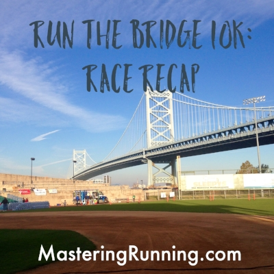Cooper Norcross Run the Bridge Race 2016