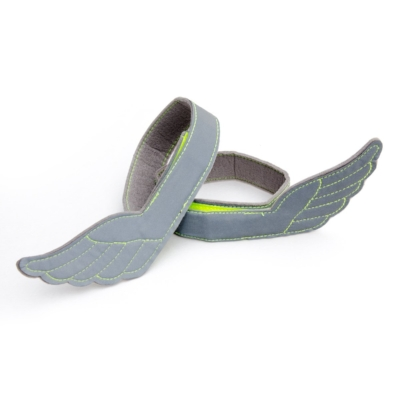 Reflective Wings for Runners