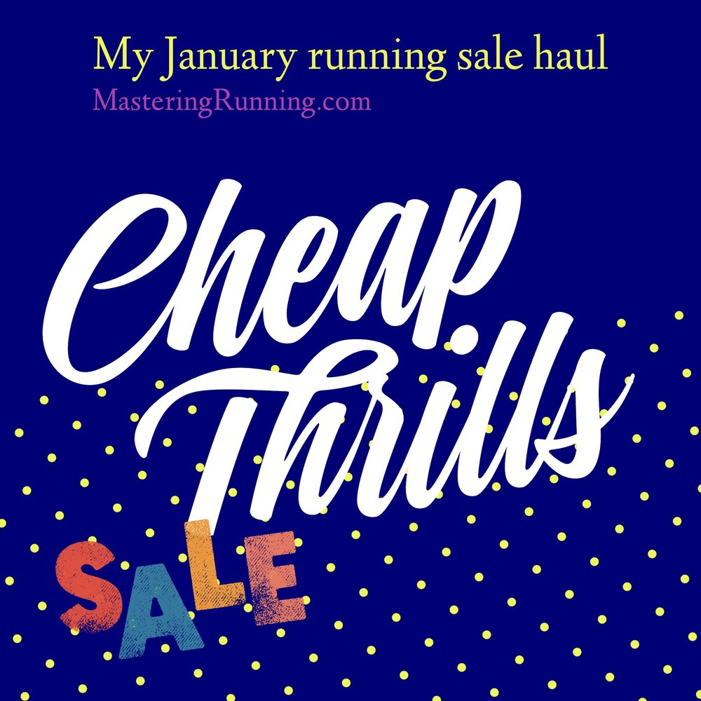 running sale round up