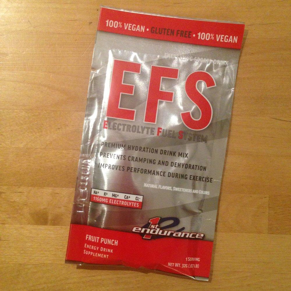 EFS hydration