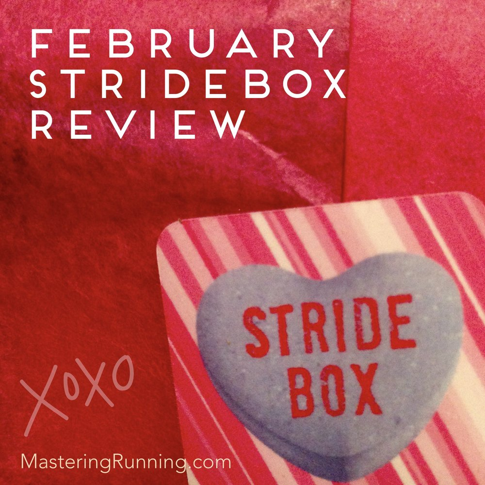 Feb 2017 Stride Box review