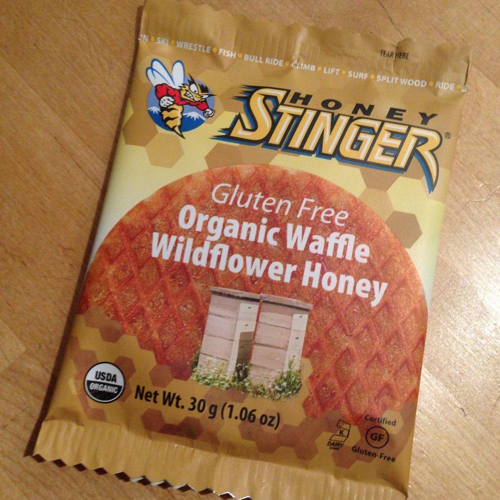 Honey Stinger Organic Gluten-free Waffle