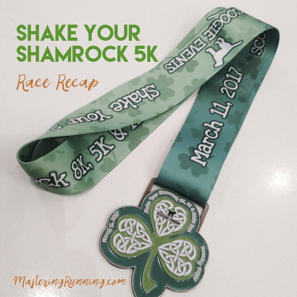 Shake Your Shamrock 5K