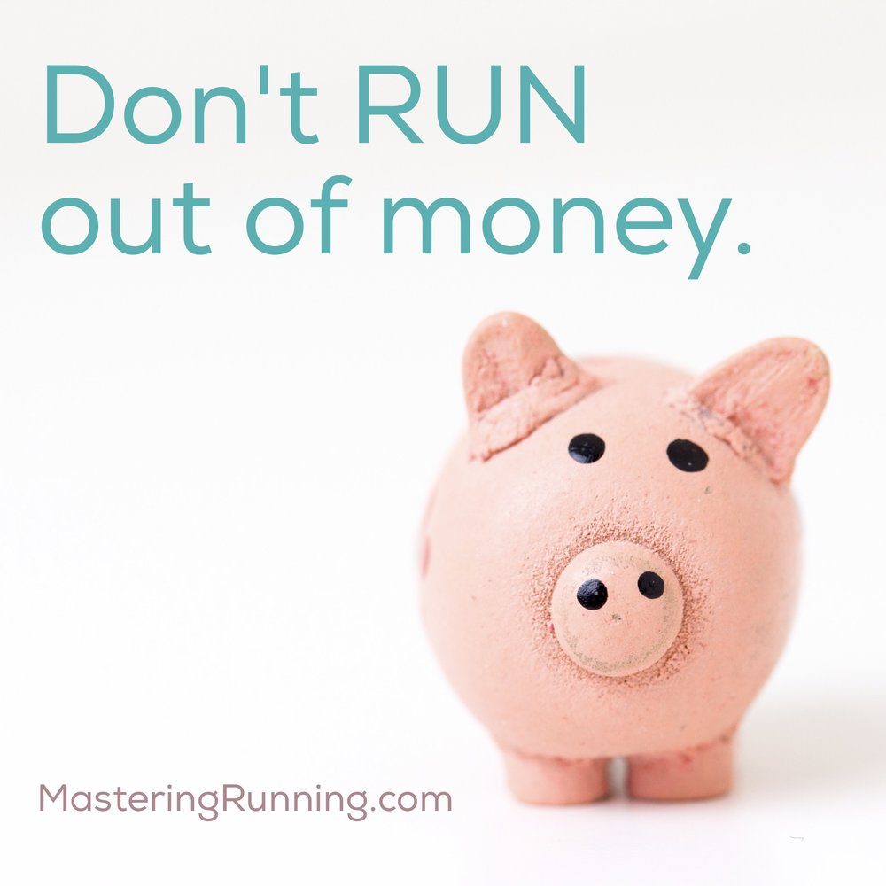 How to save money on running
