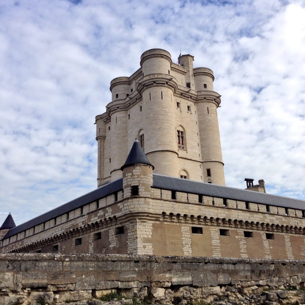 Château de Vincennes, near the Bois de Vincennes – a nice, mid-long-run reward