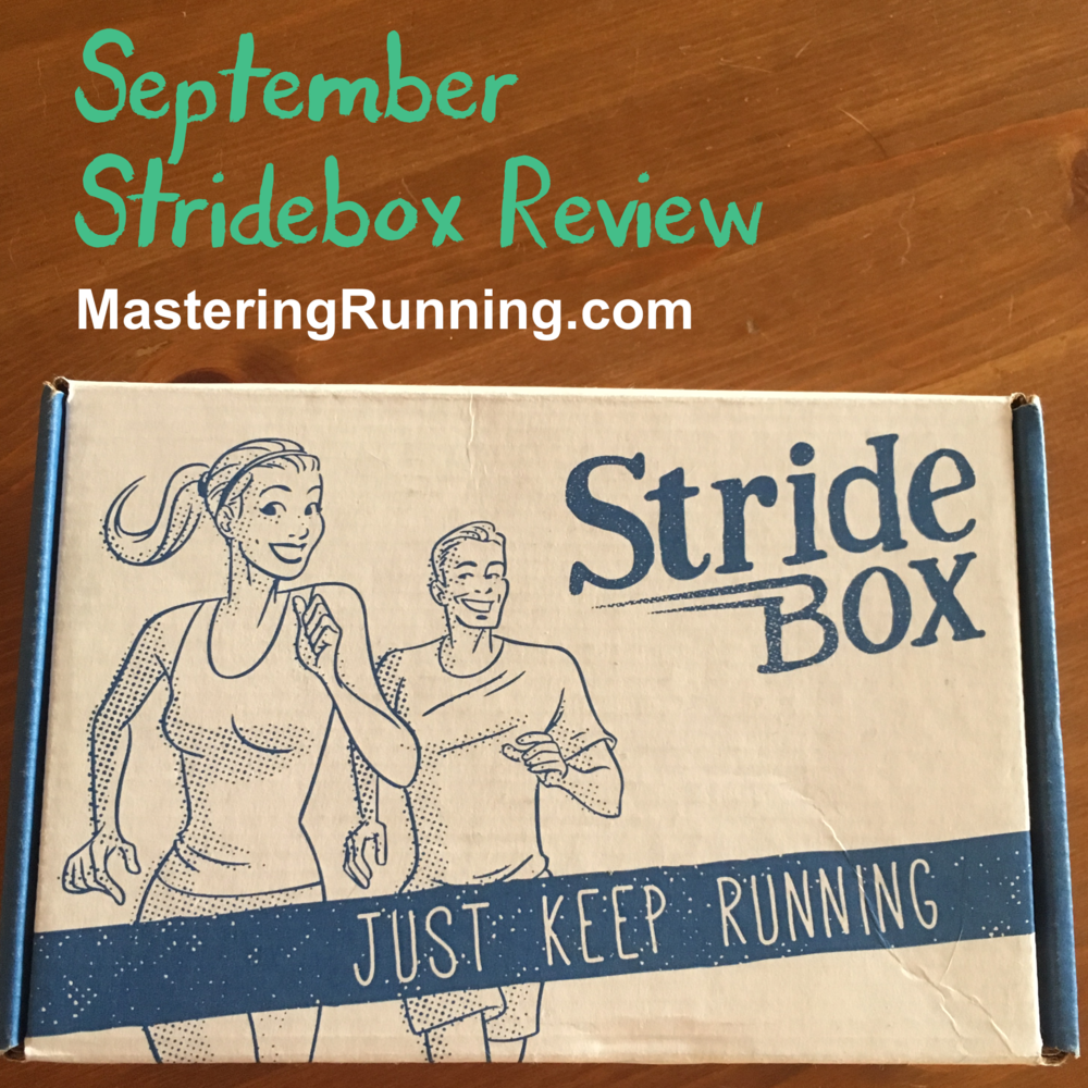 September 2017 Stridebox Review Mastering Running.com