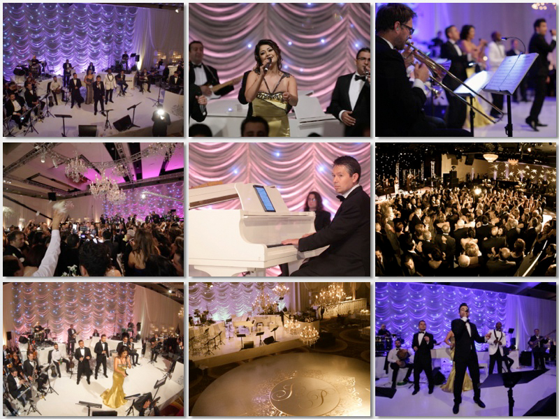 Allen G. Orchestra - International Events & Weddings