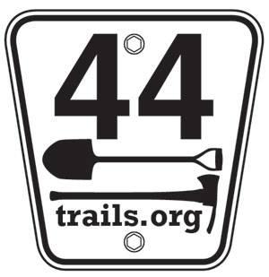 44 trails logo
