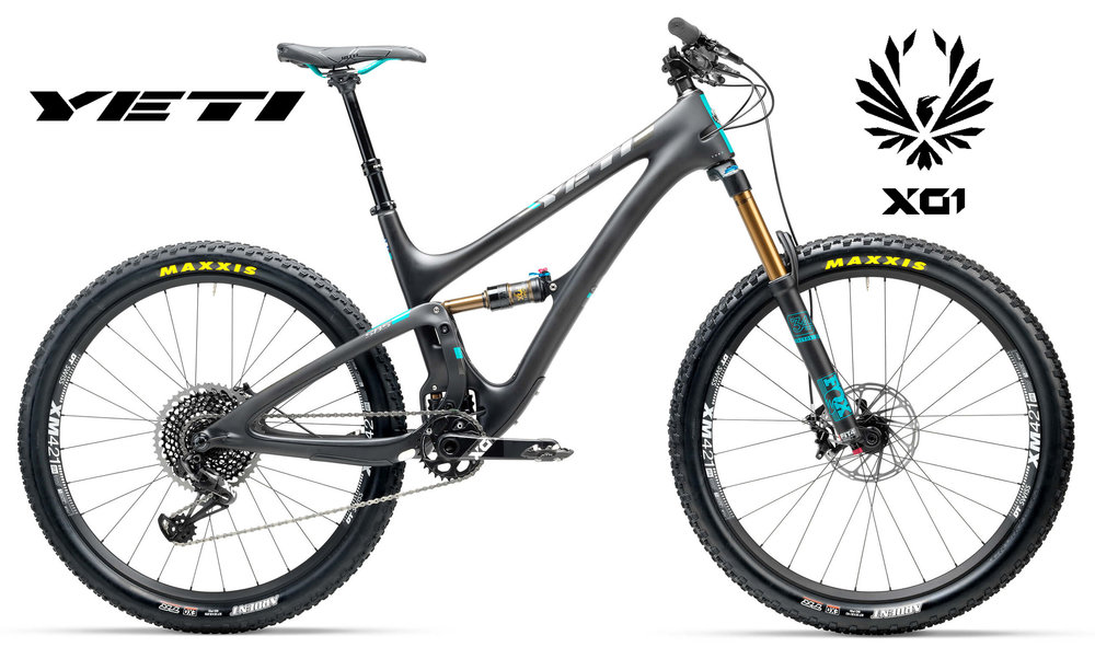 Yeti SB5 Turq XO1 Eagle - $130/day