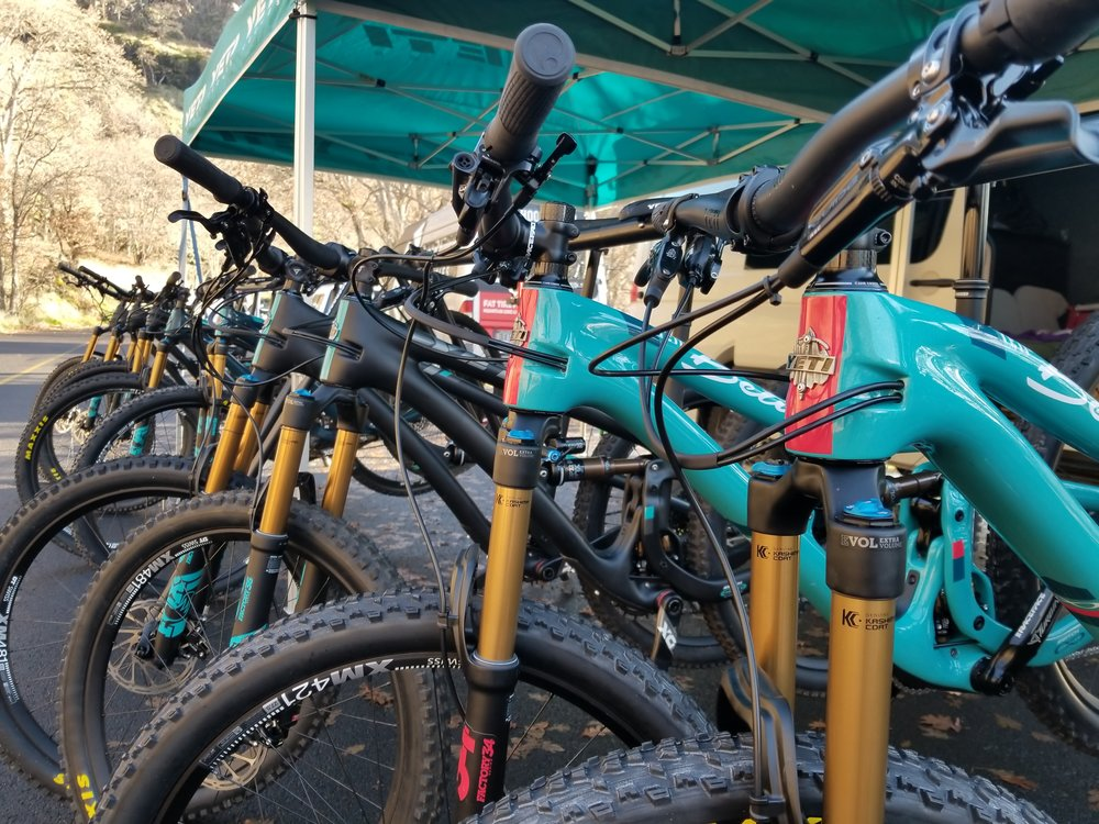 Hood River Bicycles Yeti Cycles Demo at Syncline Yeti Beti.jpg