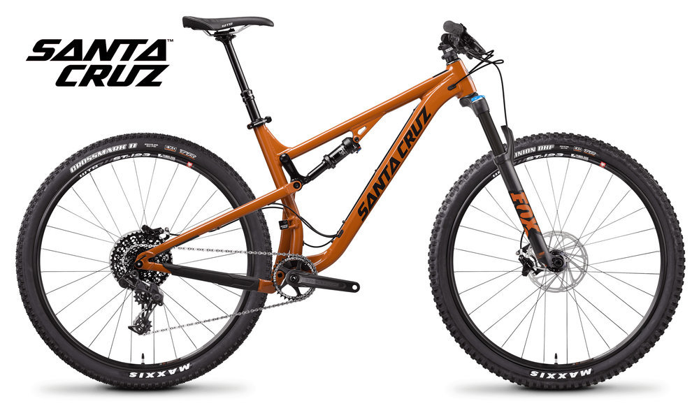 Santa Cruz Tallboy A R 29er 2018 Rust Orange Hood River Bicycles Demo.jpeg