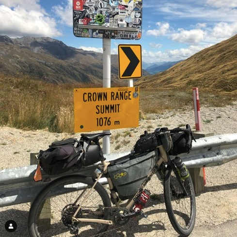 Ethan Cranmer - Ethan was our trusty shuttle driver from last year, now he is enjoying riding his bike all around New Zealand living the #bikepacker life. He may just never return…instagram @ethancranmer