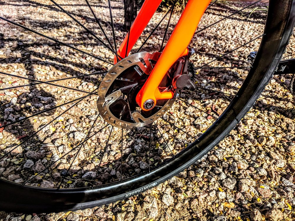 Bontrager Aeolus 3s are FAST...