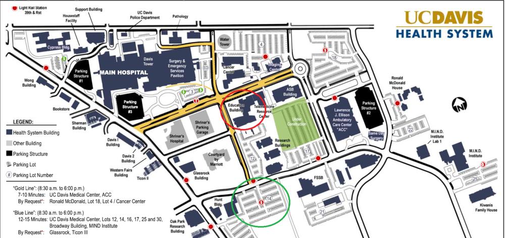 BWHWC Location — Black Women's Health & Wellness ... Uc Davis Campus Map Printable