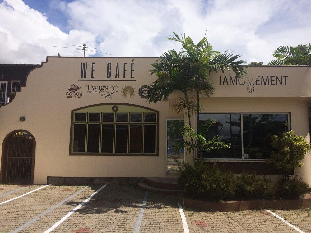 We Cafe -