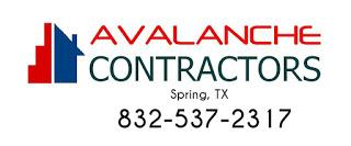 Avalanche Contractors 20211 Eden Pines Spring, TX 77379