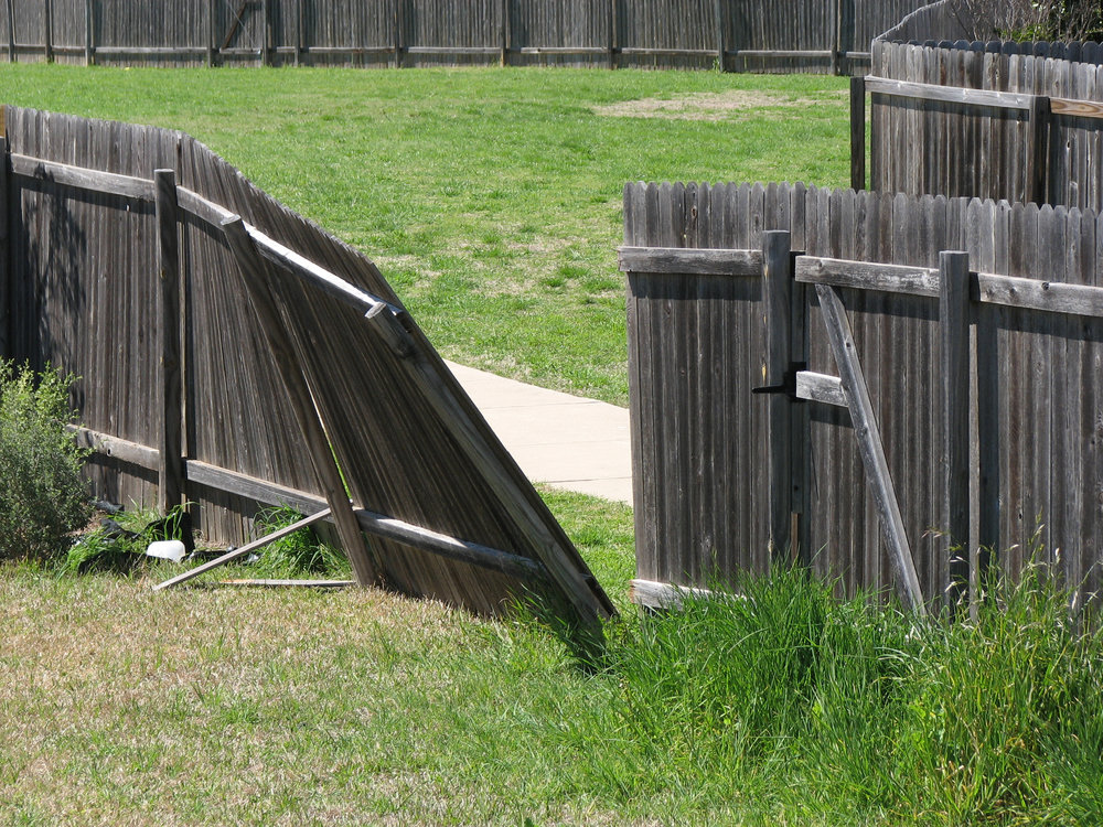 fence repair spring tx