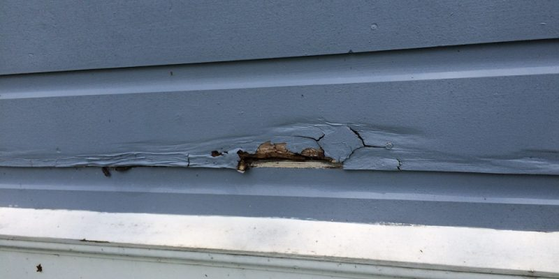 SIDING REPAIR IN SPRING, CYPRESS, AND THE WOODLANDS TX - Avalanche Roofing Contractors of Spring TX