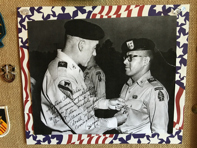 Bronze Star Awarded