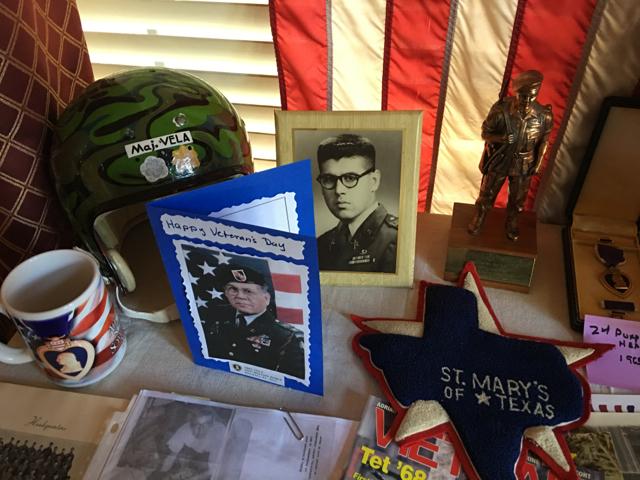 Major Abel Vela - U.S. Army