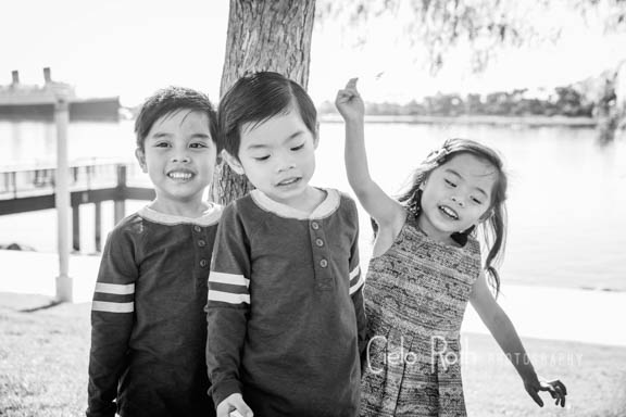 cielorothphoto_longbeach_triplets