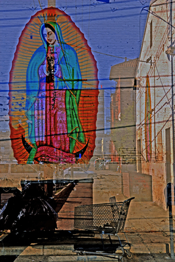 Our Lady of the Alley
