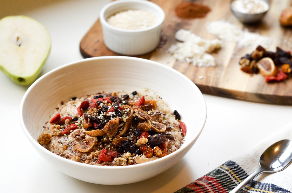 5 minute hot quinoa flake cereal whole happy 5 minute hot quinoa flake cereal ccuart Choice Image