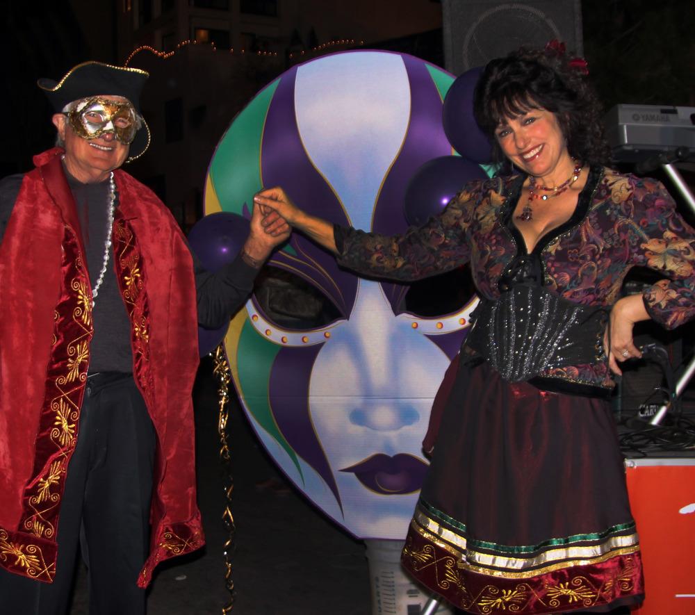 Gio & Tony Carnevale 2011.jpg