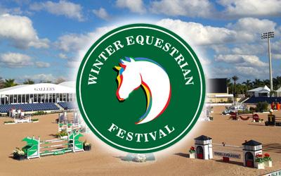 wef winter equestrian festival 2017