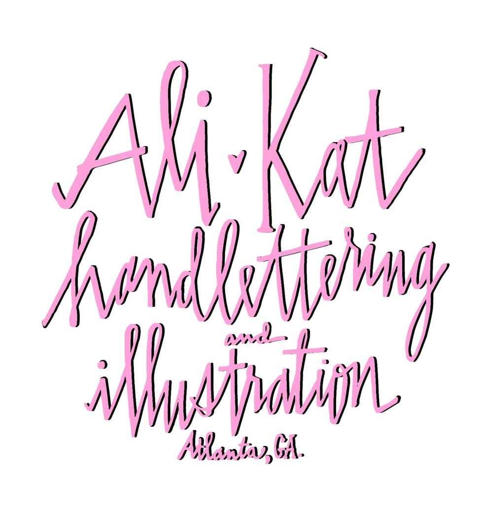 Ali Kat Illustration