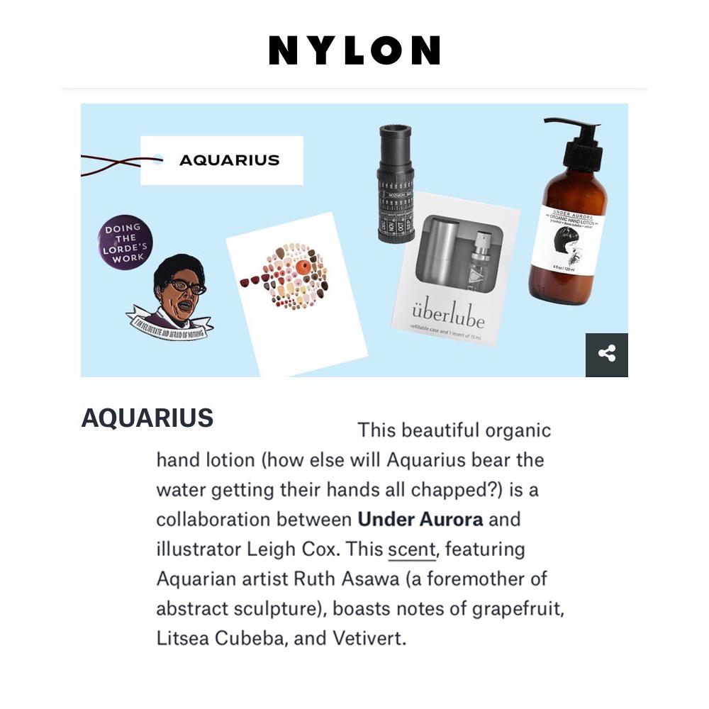 Nylon - December 2018