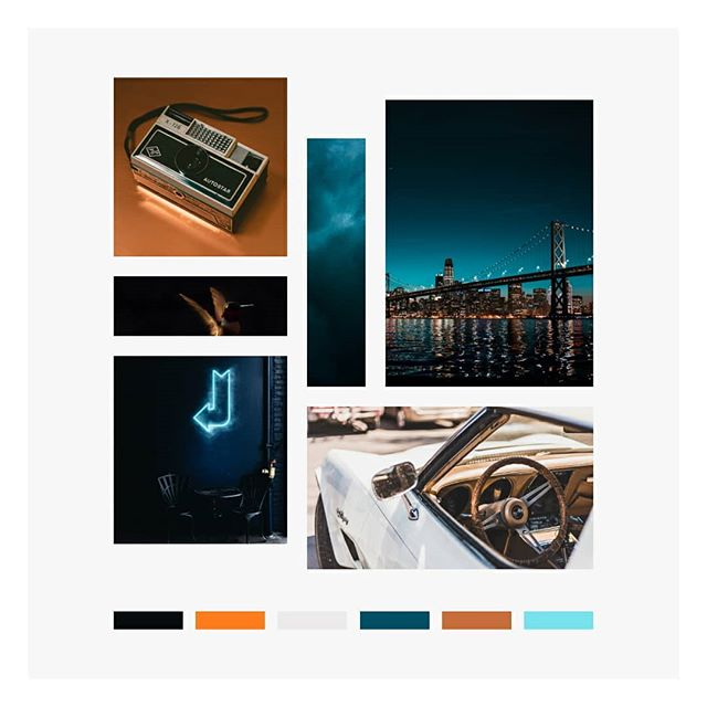 It's been a little while since I've shared a mood board. Just a random board for now, but I'm working on a new project that I'm really excited about so stay tuned! . 📷 from @unsplash . #moodboard #moodboardinspo #branddesigner #branding