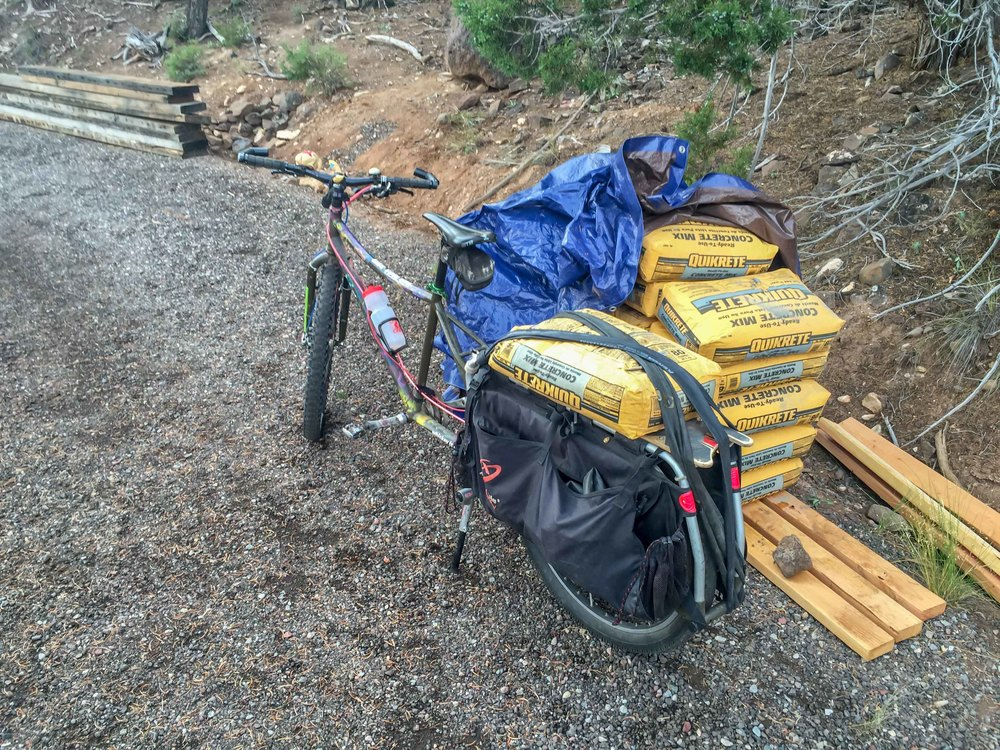 STEVE NOVY'S XTRACYCLE FULLY LOADED