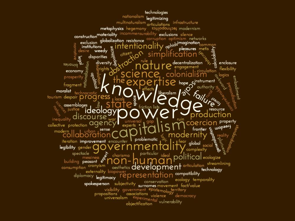 Foundational Political Ecology